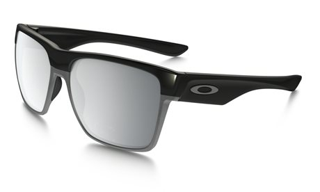 OAKLEY Two Face XL Polished Black w/ Chrome Irid