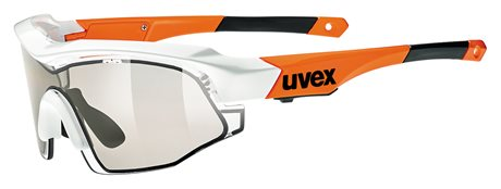UVEX VARIOTRONIC S, WHITE ORANGE S5319488399