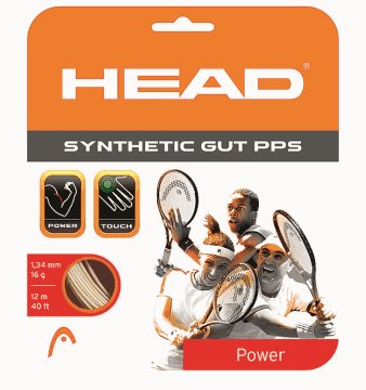 Produkt HEAD Synthetic Gut PPS 12m 1,30 Gold
