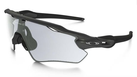 OAKLEY Radar EV Path Steel w/Clear to Black Iridium Photochromic