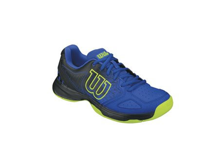 Wilson Kaos Comp Junior Blue/Black/Green špatně