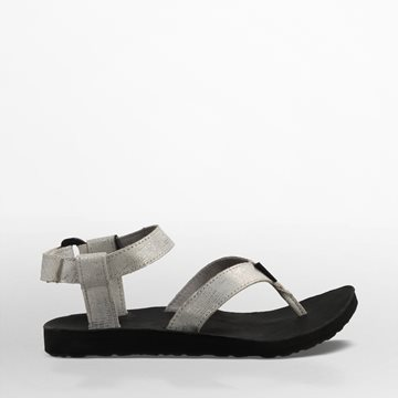 Produkt TEVA Original Sandal Leather Metallic 1007550 SLVR