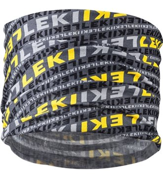 Produkt Leki Multiscarf anthracite-black-yellow