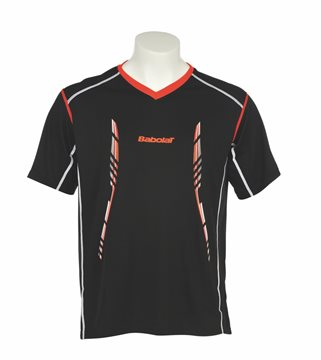 Produkt Babolat Tee-Shirt Boy Match Performance Black 2014