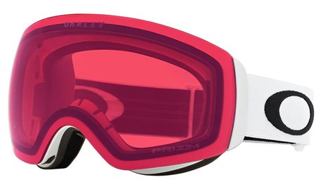 OAKLEY Flight Deck XM Matte White w/PRIZM Snow Rose 20/21
