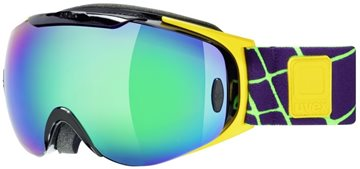 Produkt UVEX G.GL 9 RECON READY, black-yellow/ltm green S5507000226