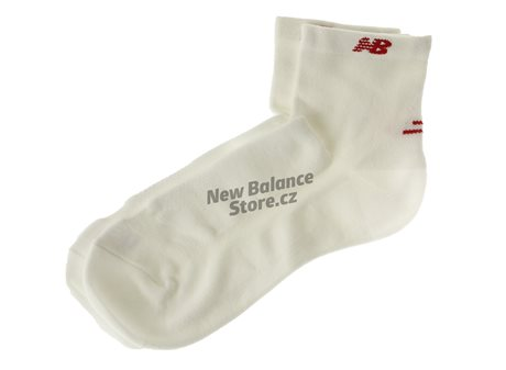 New Balance Running Dynamic Socks White