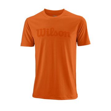 Produkt Wilson M UWII Script Tech Tee Orange