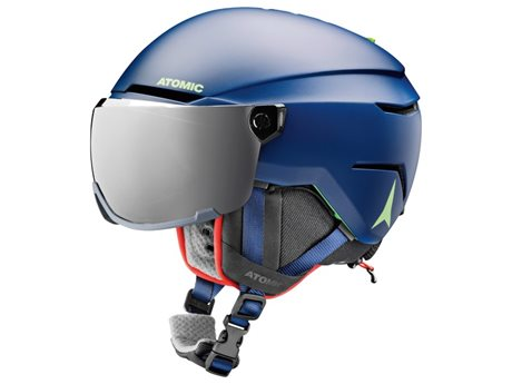 ATOMIC VISOR JR Blue 19/20
