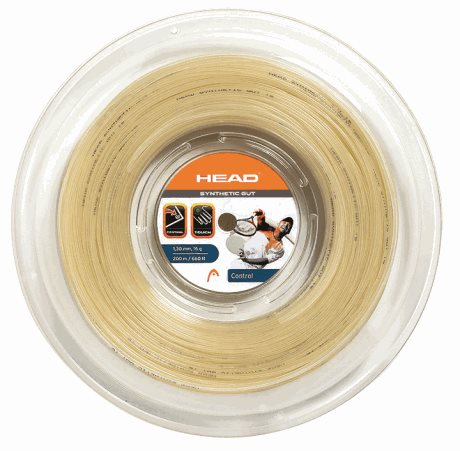 HEAD Synthetic Gut 200m 1,30 Natur