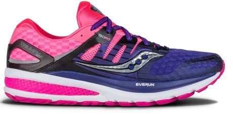 Saucony Triumph ISO 2 Pink