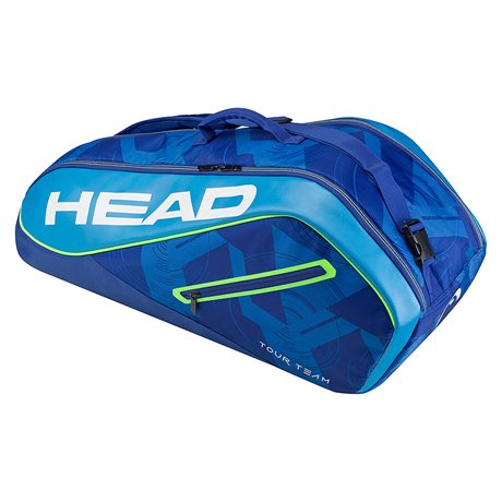 HEAD Tour Team 6R Combi Blue 2017