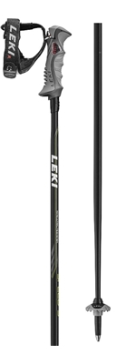 Leki Speed S Airfoil black/white-green-grey 64367952 18/19