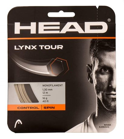 HEAD Lynx Tour 12m 1,25 Champagne