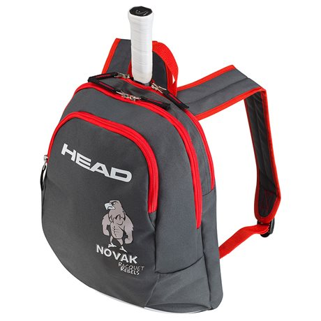 HEAD Kids Backpack Novak Red