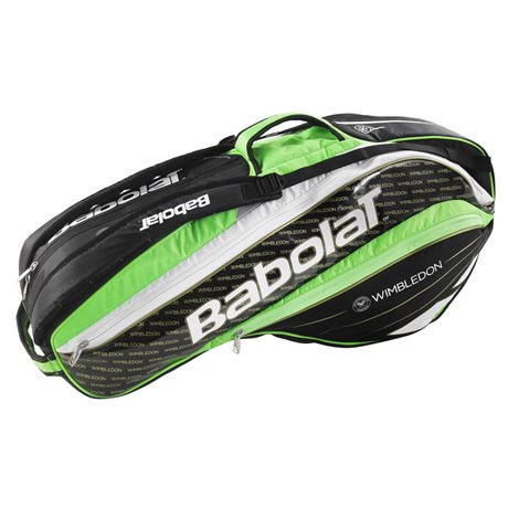 Babolat Pure Strike Racket Holder X6 Wimbledon 2015
