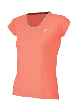 Produkt Babolat Tee Girl Core Fluo Pink