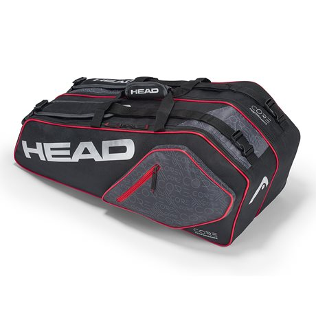 HEAD Core 6R Combi Black/Silver 2017