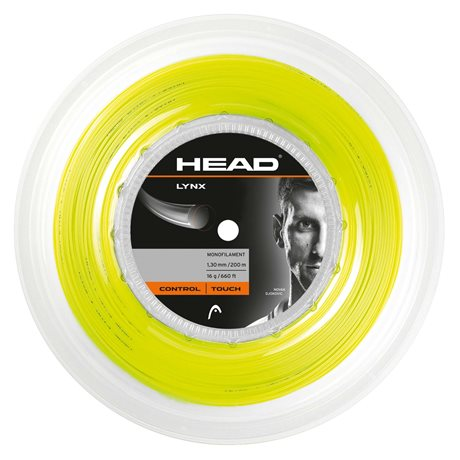 HEAD Lynx 200m 1,25 Yellow