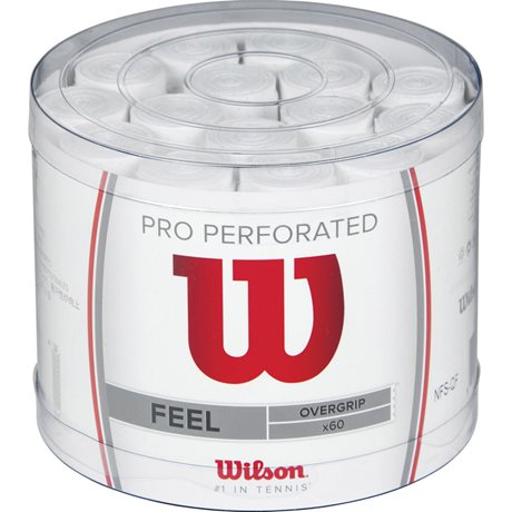 Wilson Pro Overgrip Perforated X60
