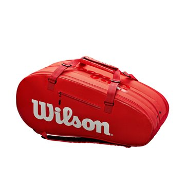 Produkt Wilson Super Tour 3 COMP Red 2019