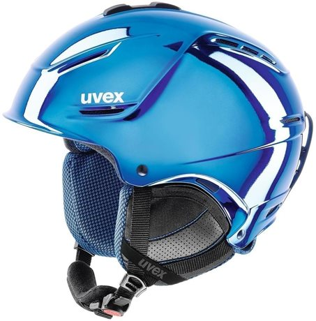 UVEX P1US PRO CHROME LTD blue S566210590 17/18