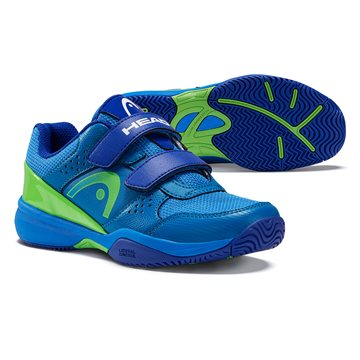 Produkt HEAD Sprint Velcro 2.0 Kids Blue/Green 2018