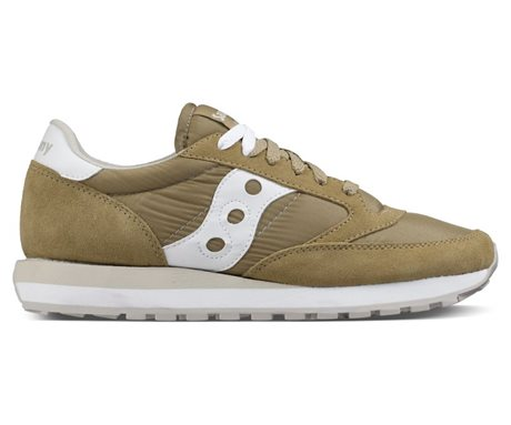Saucony Jazz Original Tan