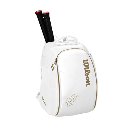 Wilson Federer DNA Backpack White 2019