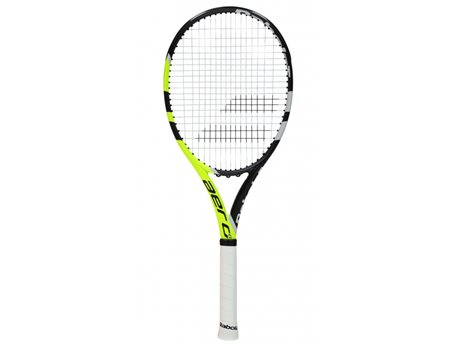 Babolat Aero G Black/Yellow/Grey