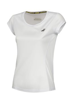 Produkt Babolat Flag Tee Girl Core Club White 2018