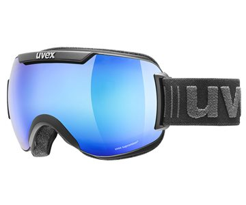 Produkt UVEX DOWNHILL 2000 FM black mat /mir blue clear S5501152426 20/21