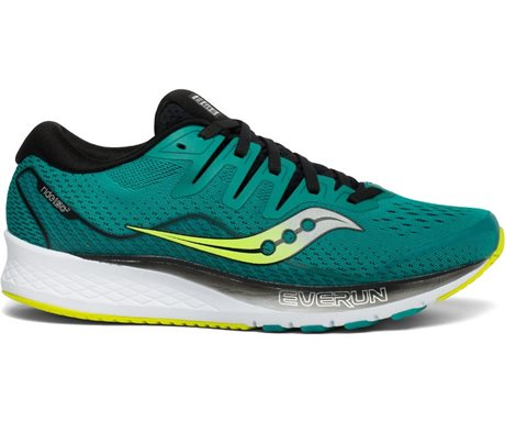 Saucony Ride ISO 2 Teal/Black
