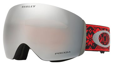 Produkt OAKLEY Flight Deck Torstein Horgmo Shredbot Iron Rose w/PRIZM Snow Black Iridium 18/19