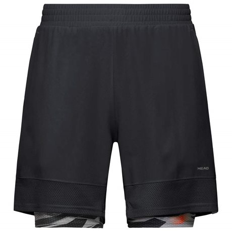 HEAD Slider Shorts Men Black