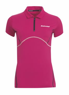 Produkt Babolat Polo Women Match Performance Cherry Red