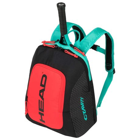 HEAD Kids Backpack Gravity Black/Teal 2020