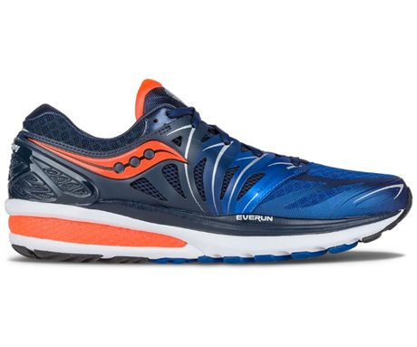 Saucony Hurricane ISO 2 Navy/Blue/Orange