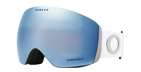 OAKLEY Flight Deck Torstein Horgmo Signature ShredBot Whiteout w/PRIZM Snow Sapphire Iridium 19/20