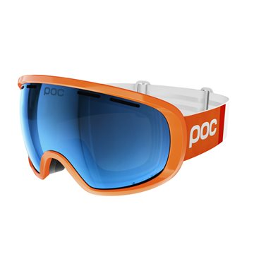 Produkt POC Fovea Clarity Comp Zink Orange/Spektris Blue 18/19