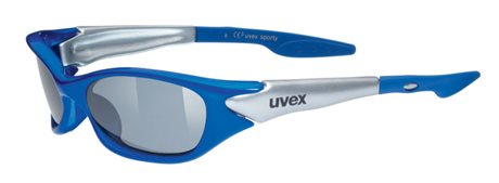 UVEX SPORTY, BLUE/SILVER