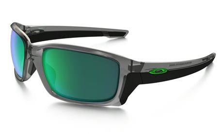OAKLEY Straightlink Grey Ink w/ Jade Iridium