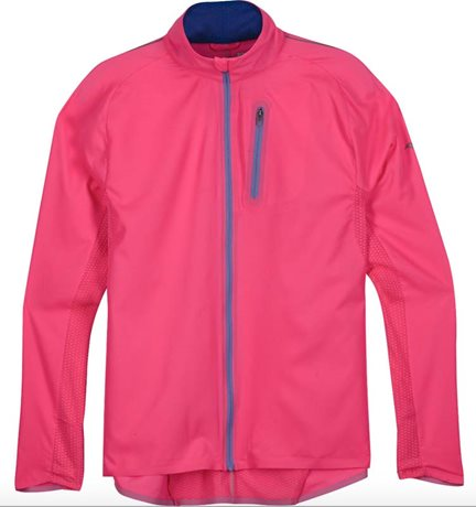 SAUCONY Speed of lite Jacket/vizipro pink