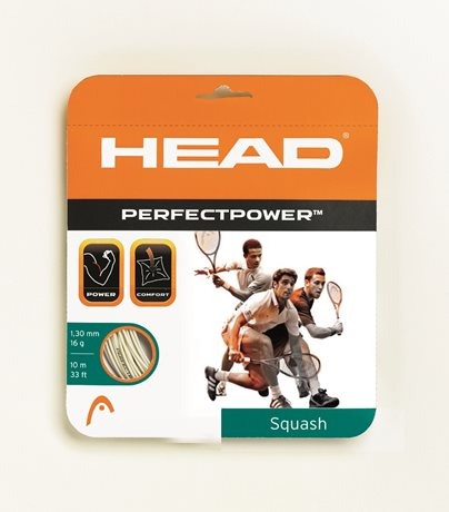HEAD Perfect Power 10m 1,30 White