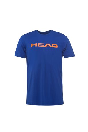 Head Ivan T-Shirt JR Blue