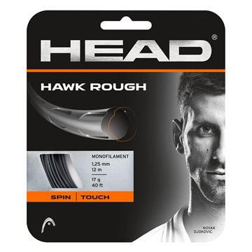 Produkt HEAD Hawk Rough 12m 1,25 Black