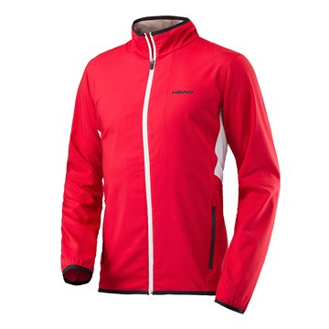 Produkt HEAD Club Jacket Men Red