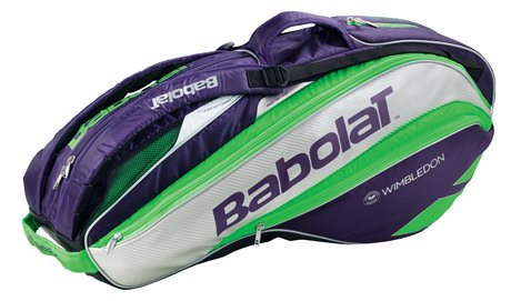Babolat Pure Strike Racket Holder X6 Wimbledon 2016