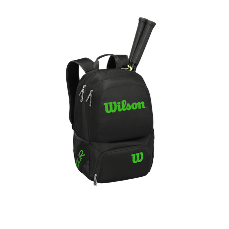 Wilson Tour V Backpack M Black/Green