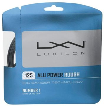 Produkt Luxilon Alu Power Rough 1,25mm Silver 12,2m